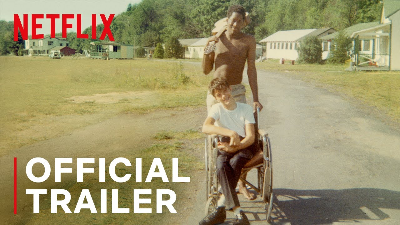 CRIP CAMP: A DISABILITY REVOLUTION   Official Trailer   Netflix   Documentary