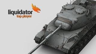 потею на Leopard 1   4500 DMG