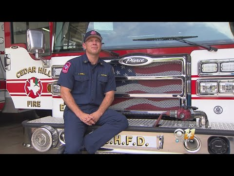 Cedar Hill Firefighter: 'Never Off Duty' After Helping Save Life In Forney