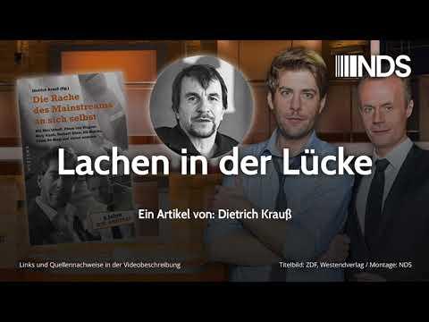 Lachen in der Lücke | Dietrich Krauß | NachDenkSeiten-Podcast