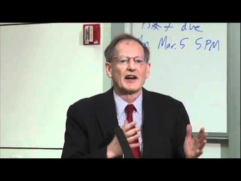 Peter Thiel And George Gilder Debate On