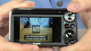 canon Powershot Sx210 is Video