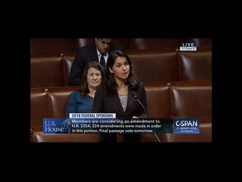 Rep. Tulsi Gabbard Speaks on Amendment for Native American CDFI Assistance Program