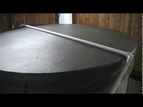 Spa (Hot Tube) Cover Lifter