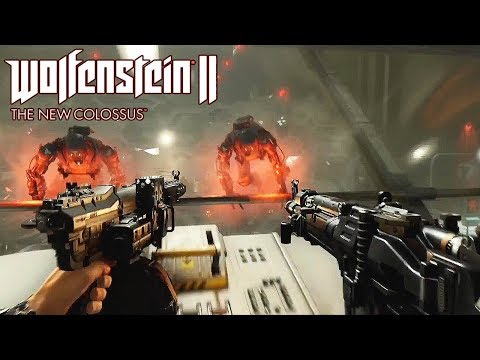 Wolfenstein 2 The New Colossus Playthrough Part 4 Interactive Livestreamer And Chatroom