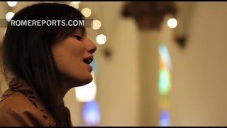 La cantante, compositora y pianista Sarah Kroger prepara su tercer disco