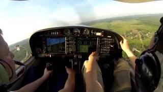 Flight Practice СПбГУГА 2016