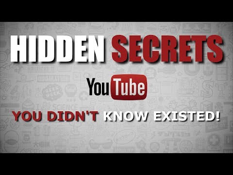 5 YouTube Secrets and Tips You Didn't Know Existed!
