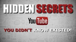 Baixar 5 YouTube Hidden Secrets You Didn't Know Existed!