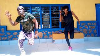 Afro dance (video caver) by samantha dancer1