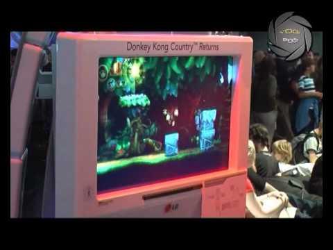 gamescom 2010: Donkey Kong Country Returns