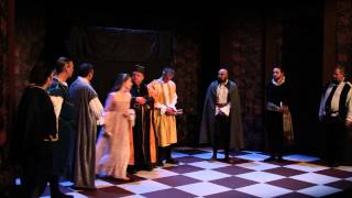 Othello - Act 1 Scene 3 - There is no composition in these news