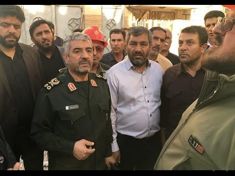 إجراءات أمريكية ضد الحرس الثوري الإيراني  - نشر قبل 8 دقيقة