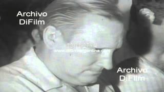 DiFilm - Homenaje a Augusto Vandor UOM Seccional San Martin 1970