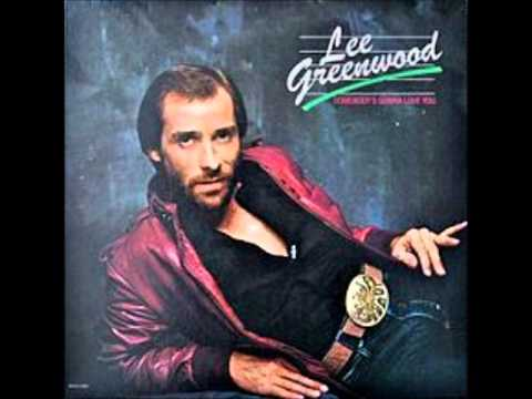 Lee Greenwood- Somebody's Gonna Love You