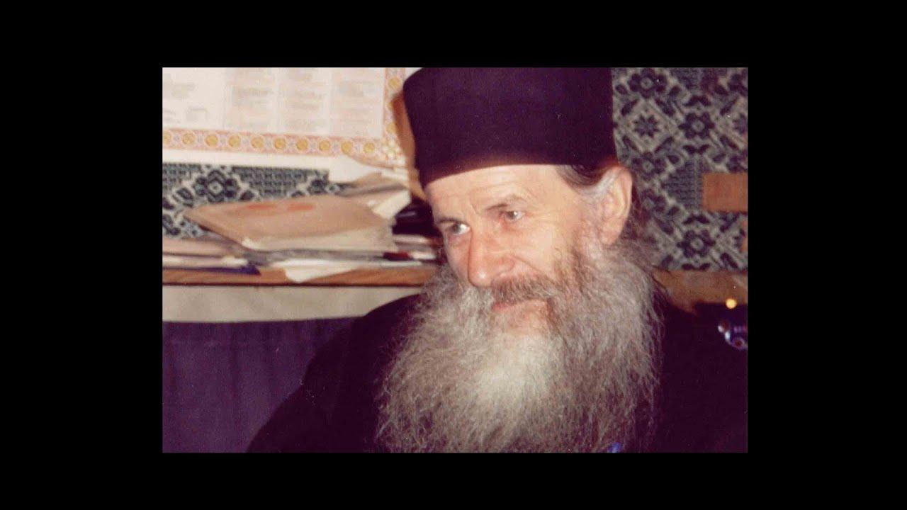 Arhimandrit Ioanichie Balan - Predica la Intrarea in Biserica a Maicii Domnului