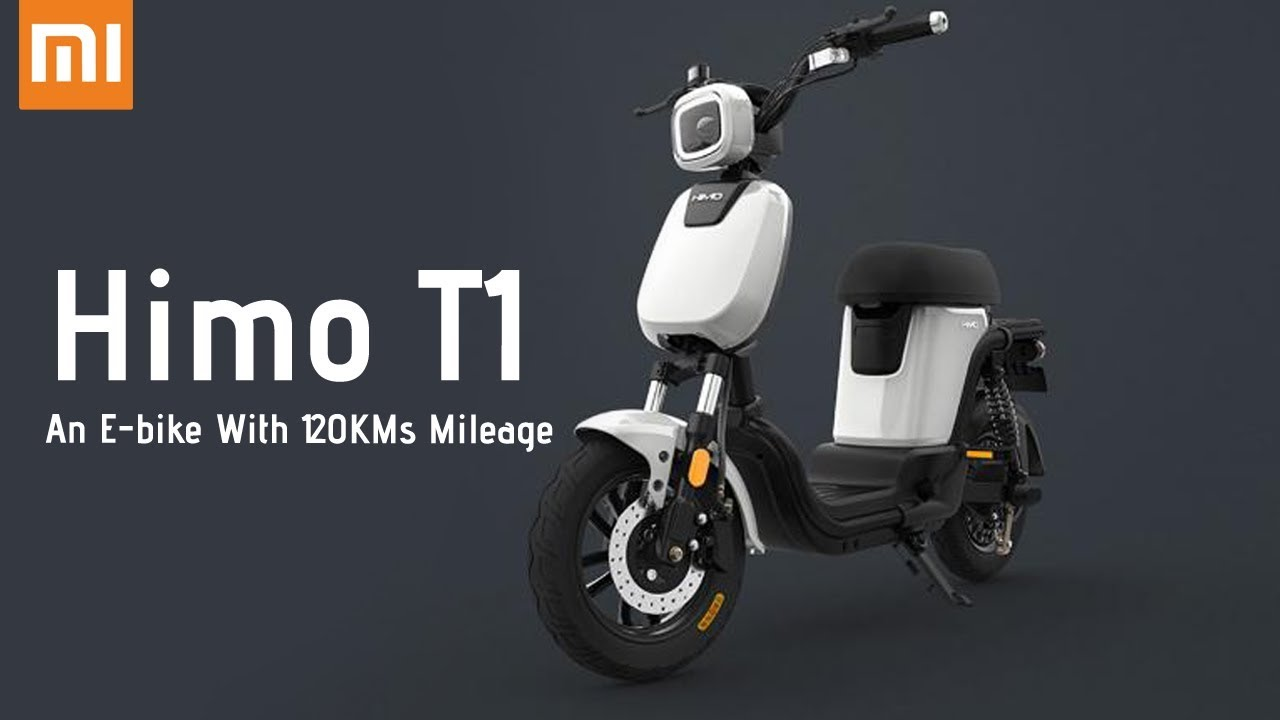 Xiaomi Himo T1 An E Bike With 120kms Mileage Everything You Need