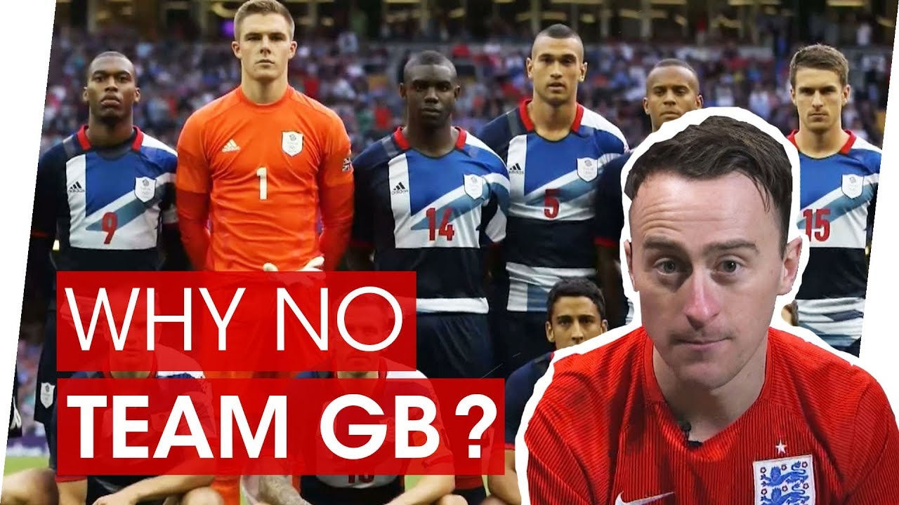 Why is there no GB/UK football team with Kane, Bale & Will Grigg?