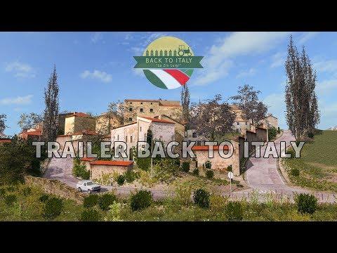 TRAILER BACK TO ITALY LA NUOVA SERIE  | ALEX FARMER FARMING SIMULATOR 17