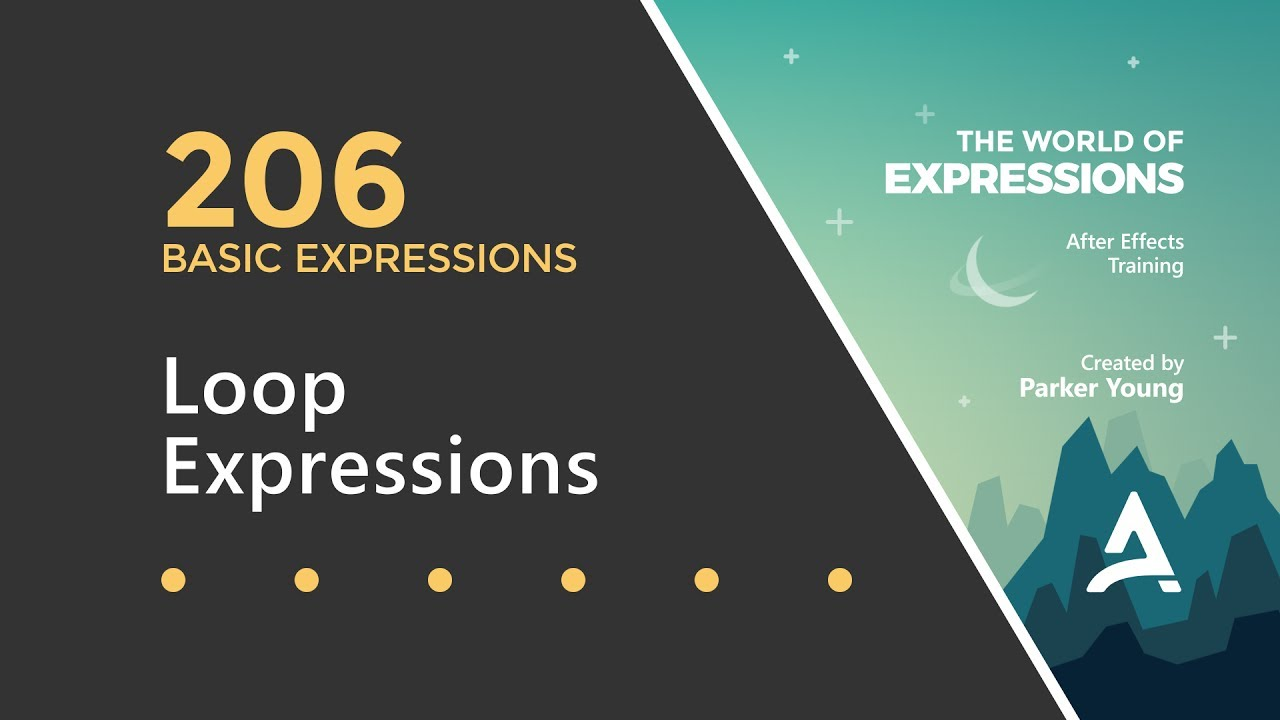After Effects Expressions 206 - Loop Expressions