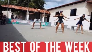 Fitness Girl Fail and other fails. The best fails. December. Week 1.