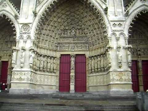 Amiens Cathedral,France