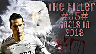Aleksandar Prijovic • The Killer • All 2018 Goals
