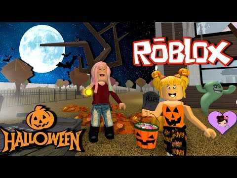 Roblox  Trick or Treat Fail - Baby Goldie  Celebrates Halloween Too Early
