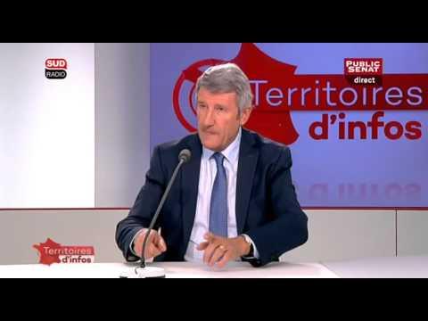Invité : Philippe de Villiers - Territoires d'infos
