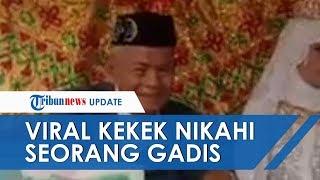 Viral Kakek 103 Tahun Nikahi Gadis 27 Tahun di Wajo, Kenal Dijodohkan dan Beri Uang Panaik Rp5 Juta