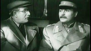 Огни Баку 1950 полная версия со Сталиным и Берией