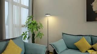 침실 거실 카페 인테리어 방 인테리어 조명 LED 램프