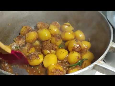 Vegan Foods: Jamaican Style Brown Stew Irish Potatoes