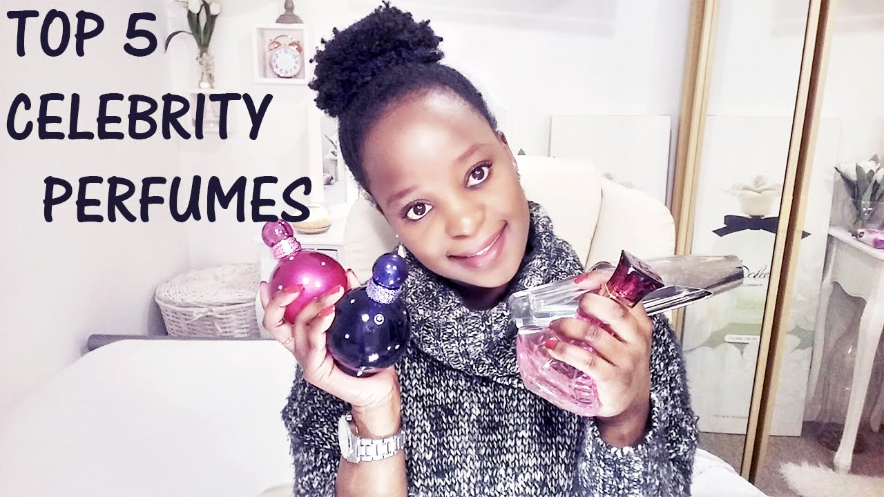 Celebrity Perfume and Cologne - FragranceX.com