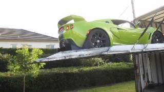 Lotus Exige Matte Black Final Edition  2011 Videos