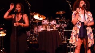 Floetry - Fantasize (Floetry Reunion Tour Philadelphia 7-26-15)