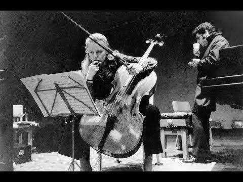 Para Leonora Letelier: Jacqueline Du Pré y su Maestro William Pleeth