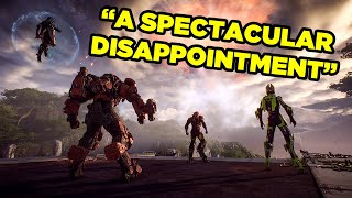 Does Anthem Deserve To Be Torn Apart?