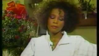 Whitney Houston Ebony Interview (1987)