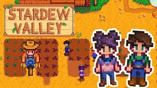 WE NEED A SCARECROW - BF & GF Stardew Valley Multiplayer #3