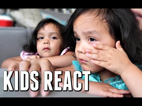 Kids React to Kids in Tanzania - August 11-13, 2017 -  ItsJudysLife Vlogs
