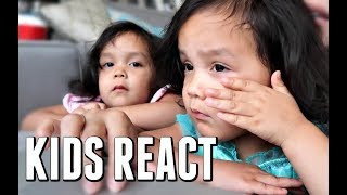 Kids React to Kids in Tanzania - August 11-13, 2017 -  ItsJudysLife Vlogs