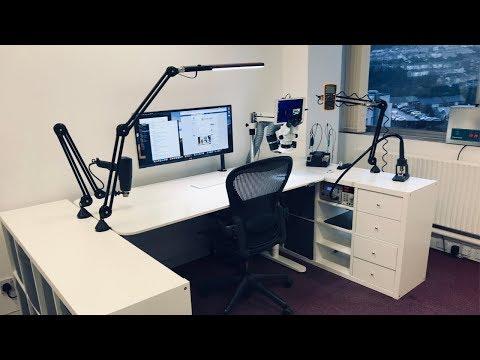 UNION REPAIR video request. Micro soldering workstation setup