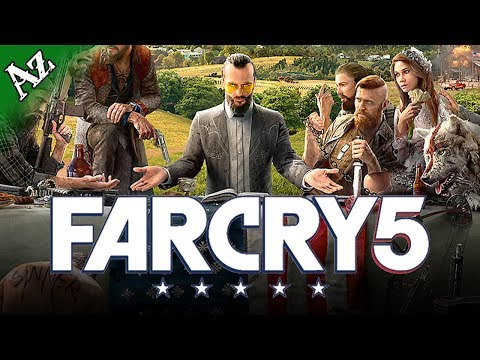 Can we 100% the game?? | FAR CRY 5 Gameplay | Interactive Stream | 1080p 60fps