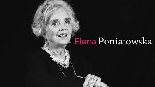 Elena Poniatowska. Escritora