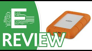 LaCie Rugged USB-C and USB 3.0 4TB Portable Hard D Review