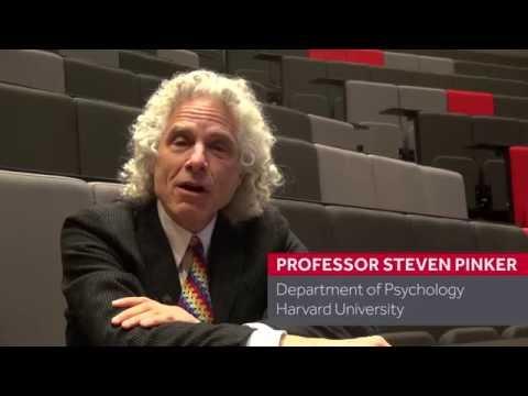 Professor Steven Pinker Public Lecture