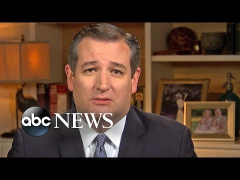 Ted Cruz Full Interview on This Week