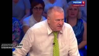 Жириновский про необходимость отстрел российских наемников