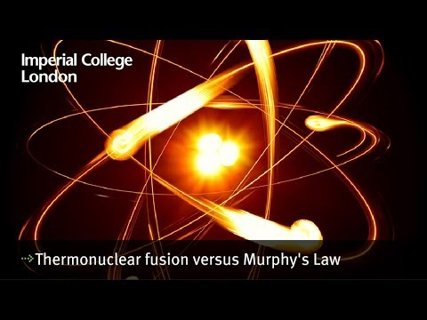 Thermonuclear fusion versus Murphy's Law